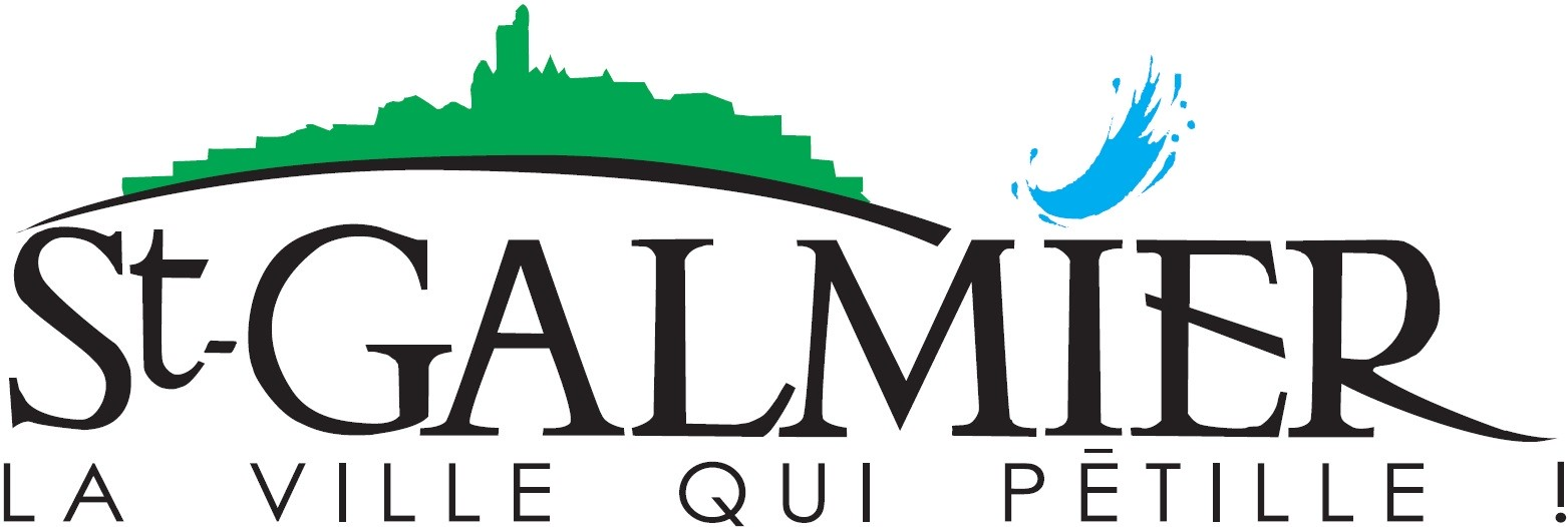 Logo de la ville de saint-Galmier