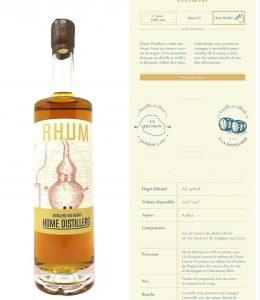Distillerie des Bughes - Le Rhum
