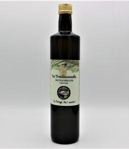 Huille d'olive extra-vierge « la Traditionnelle » – 0,75L – Récolte de Décembre