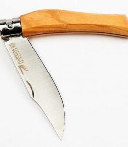 Couteau en bois d'olivier Taille M