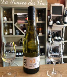 Uby n°3 - Côtes de Gascogne AOP 75 cl