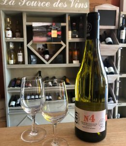 Uby n°4 - Côtes de Gascogne AOP 75 cl
