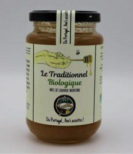 Miel de Lavande Maritime « Le Traditionnel » BIOLOGIQUE- 500 g –