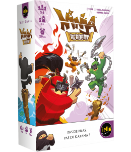 Mini games : Ninja Academy