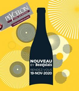 Beaujolais nouveau 2020 - vente interdite avant le 19/11