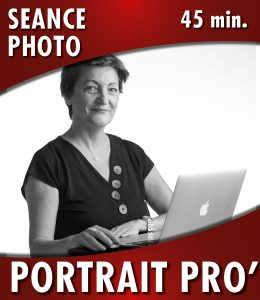 Séance photo - Portrait Pro'