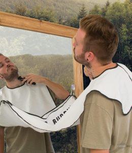 Kit Tablier pour Homme et Barbe