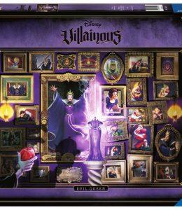 Villainous puzzle : La Méchante Reine / Evil Queen