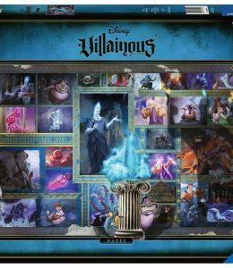 Villainous puzzle : Hadés