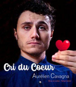 Aurélien Cavagna dans «Cri du cœur »