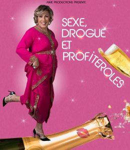 Stacy Starway dans «Sexe, drogue et profiteroles »