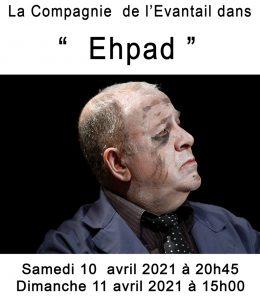 La Compagnie de l'Evantail dans «Ehpad»