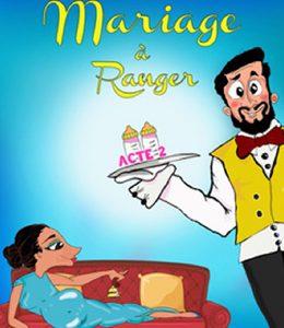 Samir Talhaoui, Vanessa Dieu, Jérémie Haïk et Anne Boissar dans «Mariage à Ranger Acte 2»