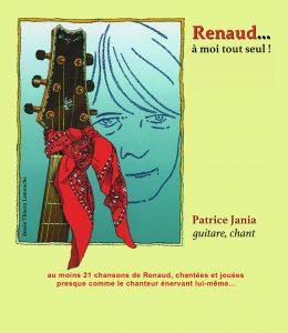 Patrice Jania dans «Renaud… à moi tout seul!