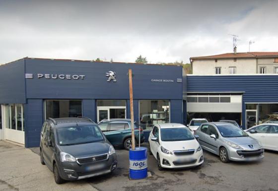 Boutin Peugeot