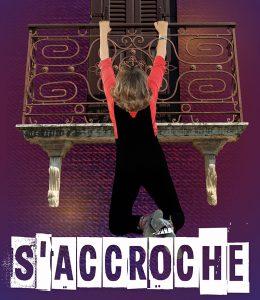 Isabelle Bonadei dans «Isabelle s'accroche »