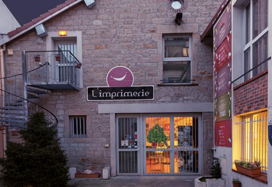 L'Imprimerie Théâtre de Rive de Gier