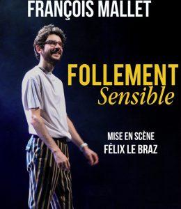 François Mallet dans «Follement sensible»