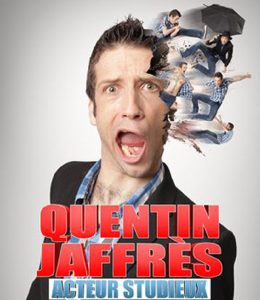 Quentin Jaffrès dans «Acteur Studieux»