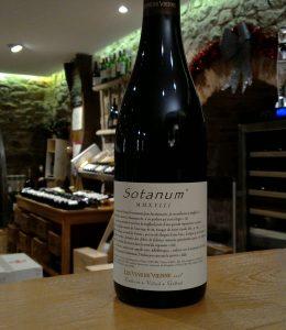 SOTANUM Les vins de Vienne